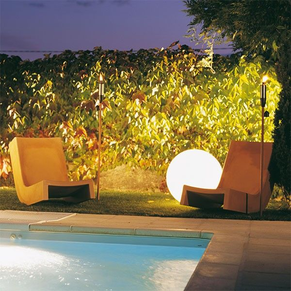 35 best Luminaires jardin images on Pinterest