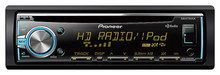 Pioneer - Mixtrax - CD - Built-In HD Radio - Apple® iPod®-Ready - In-Dash Car Stereo - Black, DEHX5800HD