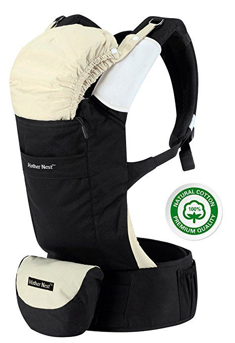 a0c2ede53 Mother Nest Baby Carrier Ergonomic for Infants   Toddlers(12-33 lbs ...