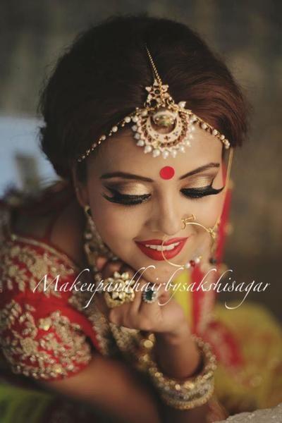 Brides - Makeup by Sakshi Sagar