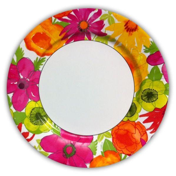 Bloom Dinner Plates  sc 1 st  Pinterest & 294 best Using Paper Plates! images on Pinterest | Dinner plates ...