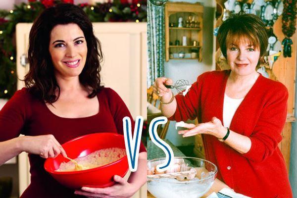Yorkshire Puddings - nigella vs delia