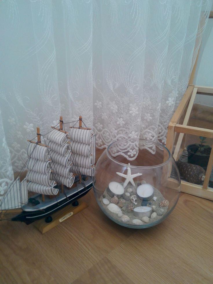 #seainmyhome #diy #handmade #homesweethome #sea #shell