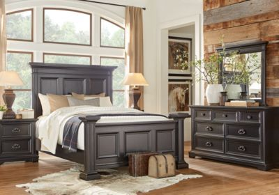 Eric Church Highway To Home Arrow Ridge Ebony 5 Pc Queen Bedroom . $1,599.99.  Find affordable Bedroom Sets for your home…