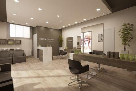 Arredamento per parrucchieri design v roce
