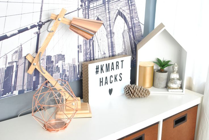 Love this new blog. Gorgeous display of kmart hacks.