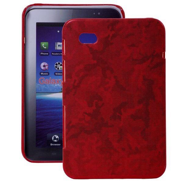 Arctic (Rød) Samsung Galaxy Tab P1000 Cover