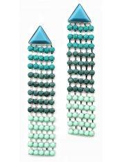 50 's love earrings