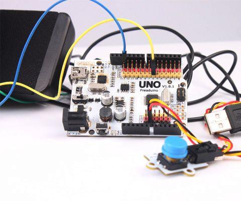 Simple Wav Player Using Arduino