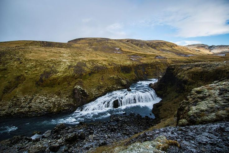 Fun fact: The water in Iceland is plentiful and some of the cleanest waters in the world! The cold tap water you get in Iceland is the same water as the one that runs through the landscape and is bottled and sold as Icelandic freshwater photo by Baráth Mix Levente https://www.facebook.com/mixtremevideos/