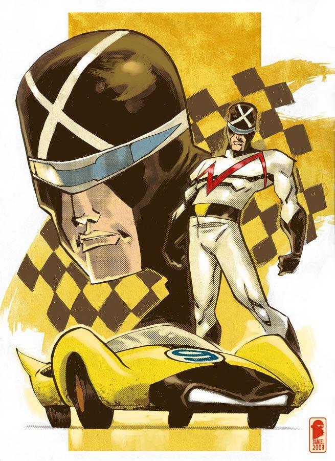 Racer X by ~nelsondaniel