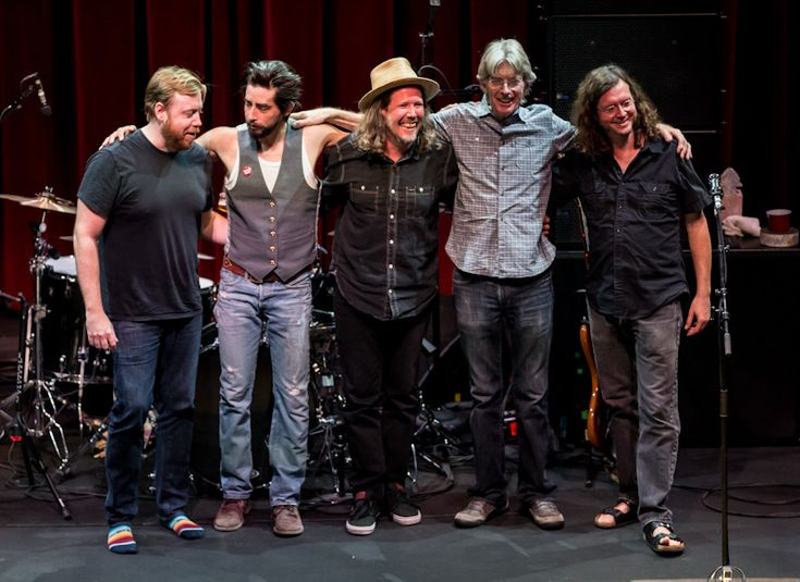 Phil Lesh and Friends performed LIVE inside the Brooklyn Bowl Las Vegas at The LINQ Las Vegas on October 17, 2014.