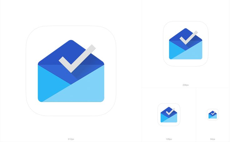 Inbox by Gmail App Icon