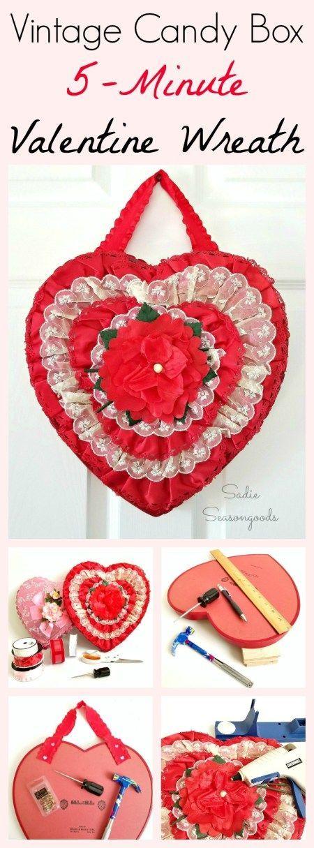 1793 best Valentine\'s Day DIY Inspiration images on Pinterest ...