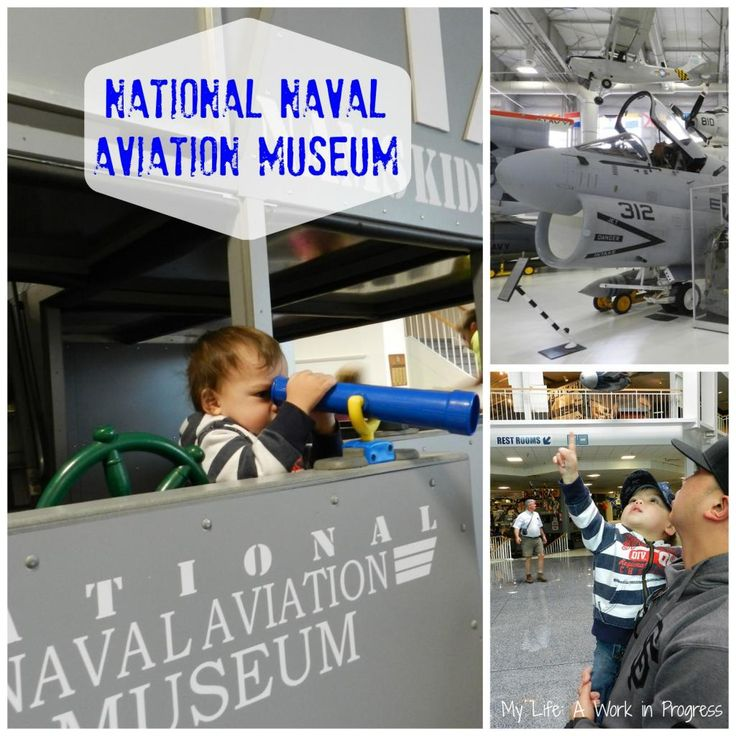 A Family Outing: The National Naval Aviation Museum