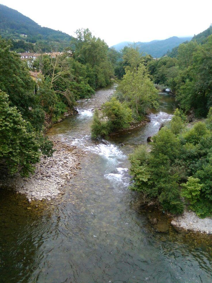 Ríos de Asturias