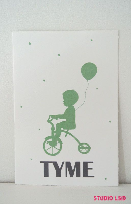 Geboortekaartje Tyme 03/06/2015