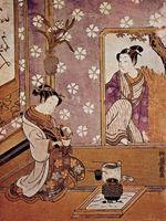 Чайная церемония в Японии - Форум