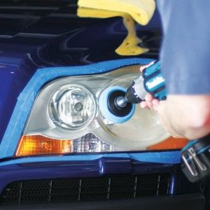 On this edition of Popular Mechanics' Saturday Mechanic, Ben Wojdyla shows you how to polish headlights.