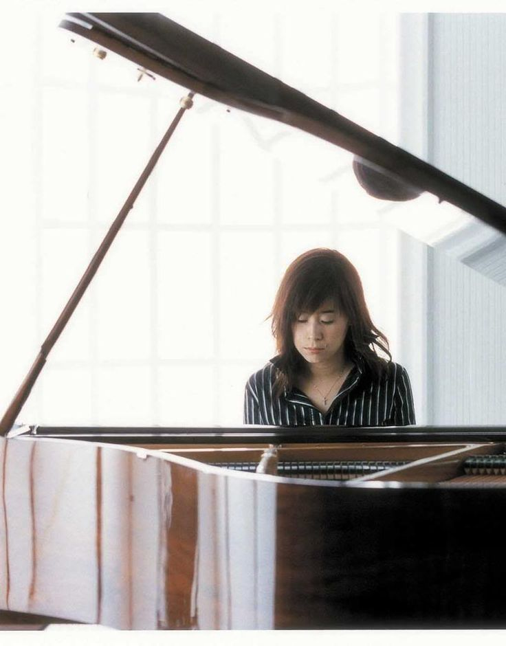 Yuki Kajiura [This woman made me fall in love with music again, when I had lost faith due to all the crap being produced]