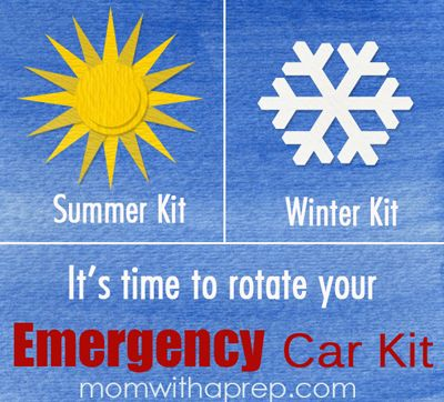 It's finally beginning to look a lot like spring in most of the country, finally. And with the change in seasonal weather, it's time to change out your Emergency Car kit. We do a twice yearly checkup and...