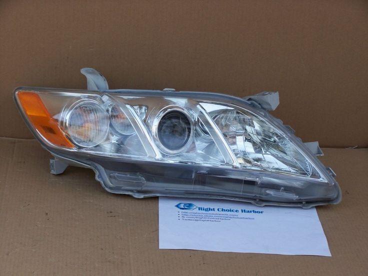 07-09 Toyota Camry Halogen Headlight Right RH #Toyota