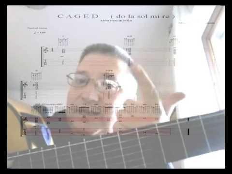 I' TE VURRIA VASA'     CAGED  (Sistema armonico)
