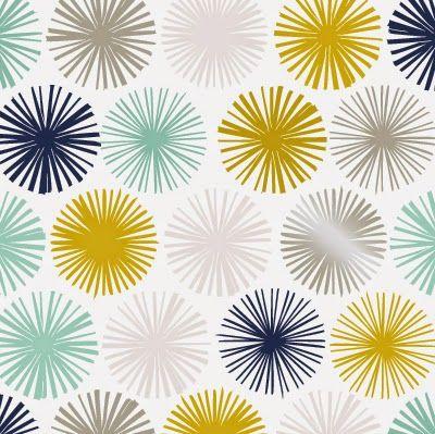 print & pattern: FABRICS - cloud9 2015