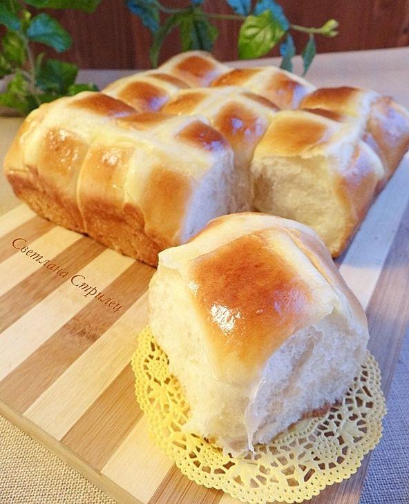 Воздушный картофельный хлеб. Рецепт c фото от diana1616 19 ноября 2014 на koolinar.ru