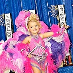 Toddlers and Tiaras.  So good.  So creepy.