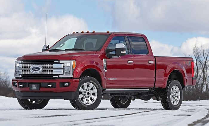 2019 Ford F 250 7 0 Gas Engine Towing Capacity Diesel Trucks