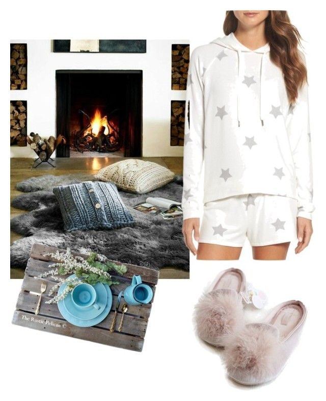 """""""Untitled #12"""" by tripti917 on Polyvore featuring P.J. Salvage, Rustico and Hoodies"""