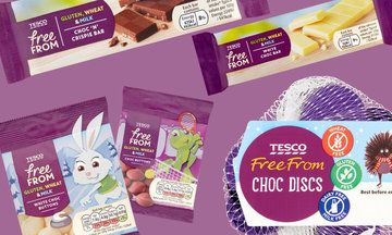 Tesco Has Launched A Vegan Selection Box