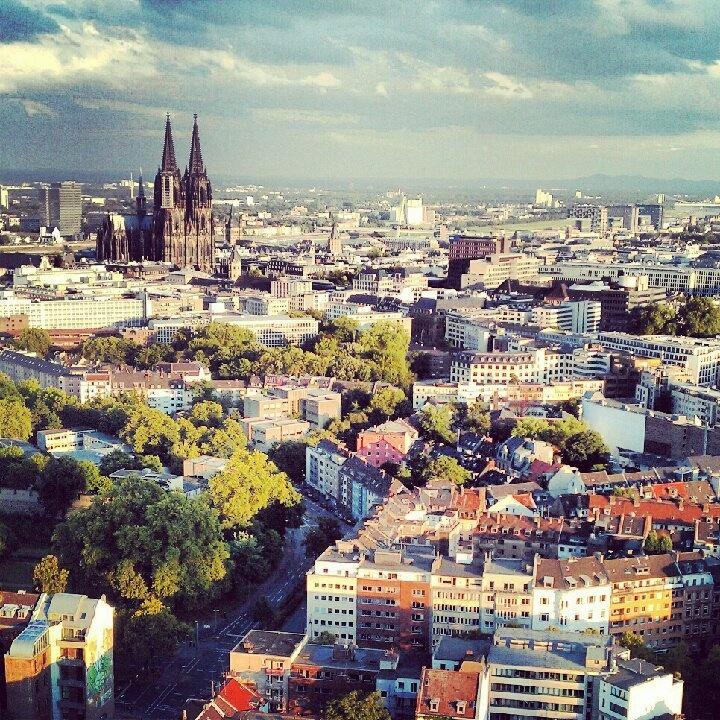 I love KÖLN / Cologne