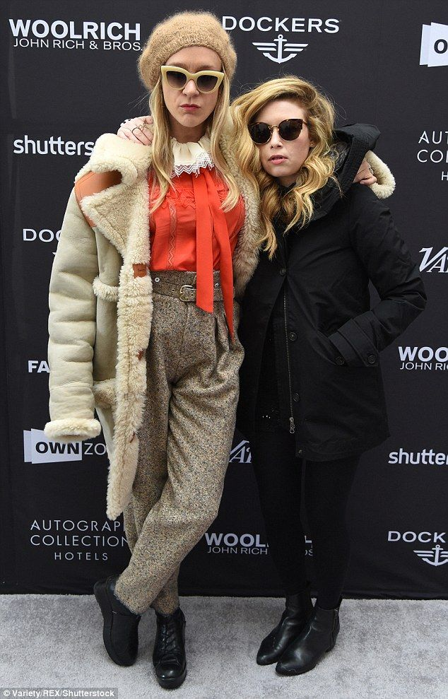 Chloë Sevigny, 41, and Natasha Lyonne, 36, proved that they don't take themselves serious ...