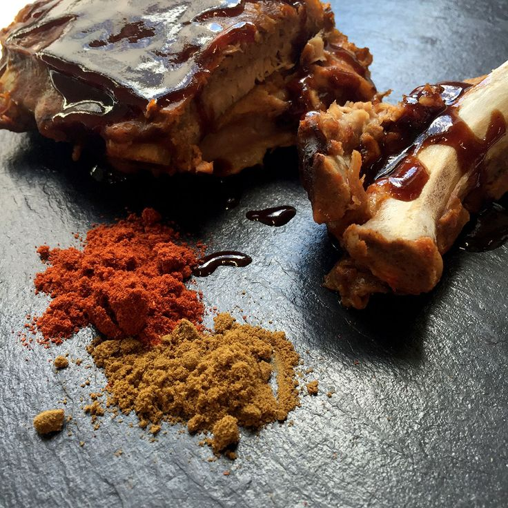 Use the Morphy Richards Blend Express Complete Nutrition to make a tasty BBQ rub - perfect for creating juicy BBQ ribs