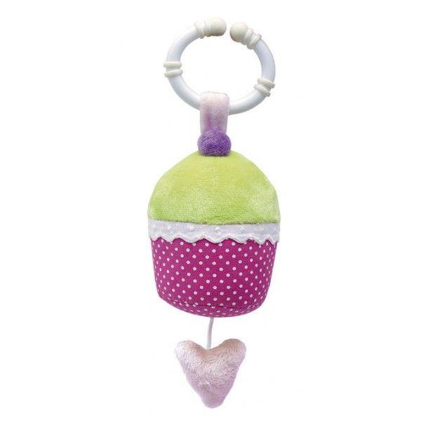 Carillon Cupcake JaBaDaBaDo | Cameretta di Pippi