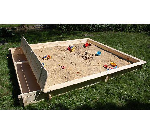 die besten 25 sandkasten ideen auf pinterest sandbox ideen kinder sandkasten und sandkasten. Black Bedroom Furniture Sets. Home Design Ideas