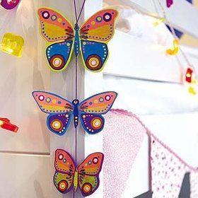 mariposas en madera country - Buscar con Google