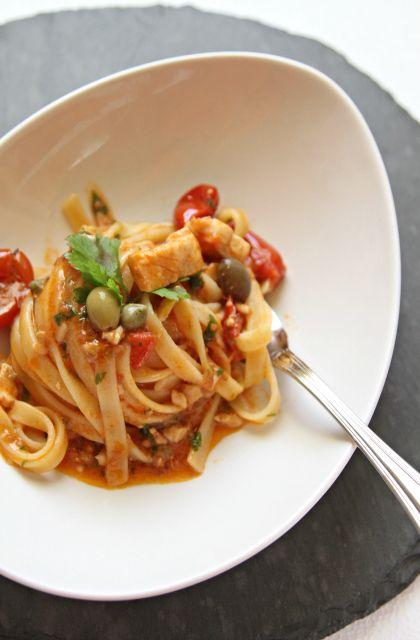 Vi piacciono i primi di pesce? Allora questo primo piatto vi sorprenderà! Una ricetta che si prepara in meno di 15 minuti ma che soddisfa anche i palati più esigenti...