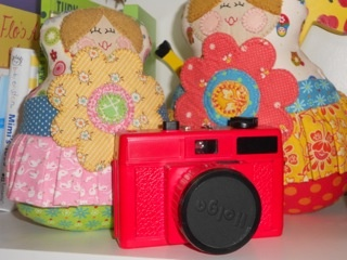 Retro Camera (brand new) tiny mark reduced from $150 to $2