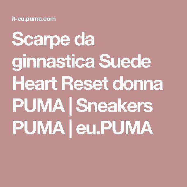 Scarpe da ginnastica Suede Heart Reset donna PUMA | Sneakers PUMA | eu.PUMA