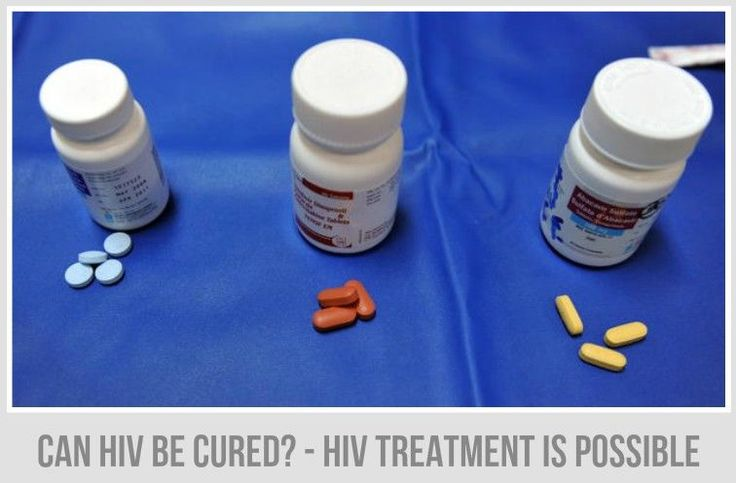 Can HIV be cured?