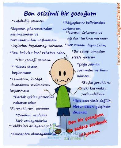 mutlu anne babalar mutlu çocuklar: otizm...