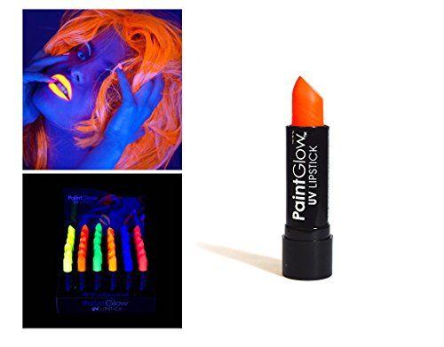 Rouges à lèvres – PaintGlow –… http://123promos.fr/boutique/beaute-et-parfum/rouges-a-levres-paintglow-uv-fluorescents-neon-orange-14-grs/
