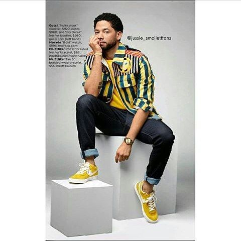 "Taraji & Jussie on Instagram: ""Style Your Guy With Jussie Smollett @JussieSmollett #JussieSmollett #TarajiJussie #Essencemagazine #Repost@jussie_smollettfans"""