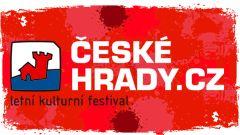 Tip na víkend: V srpnu ještě stihnete oblíbené festivalové akce České hrady, vyberte si tu svou zde :)