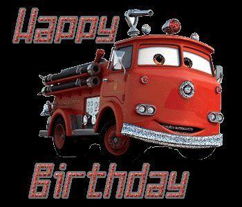 firefighter birthday wishes -