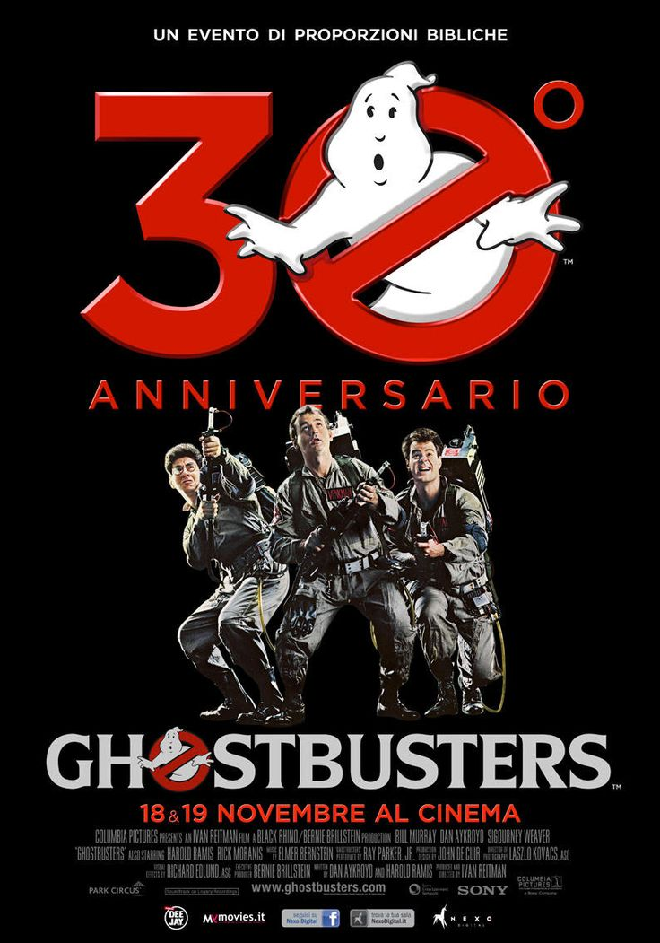 Ghostbusters celebra il 30esimo anniversario: il trailer