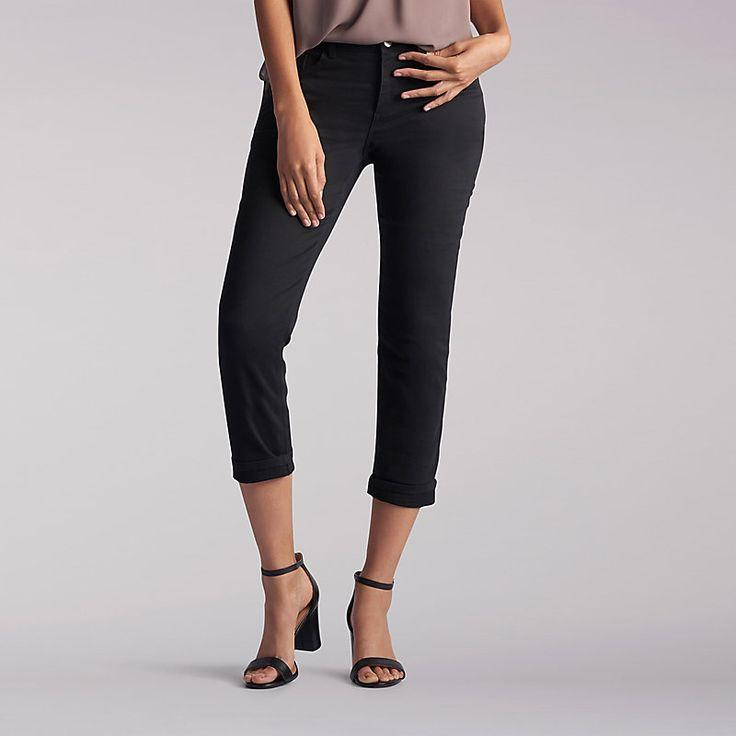 Lee Women's Cassia Bermuda - Petite::16:P Shorts